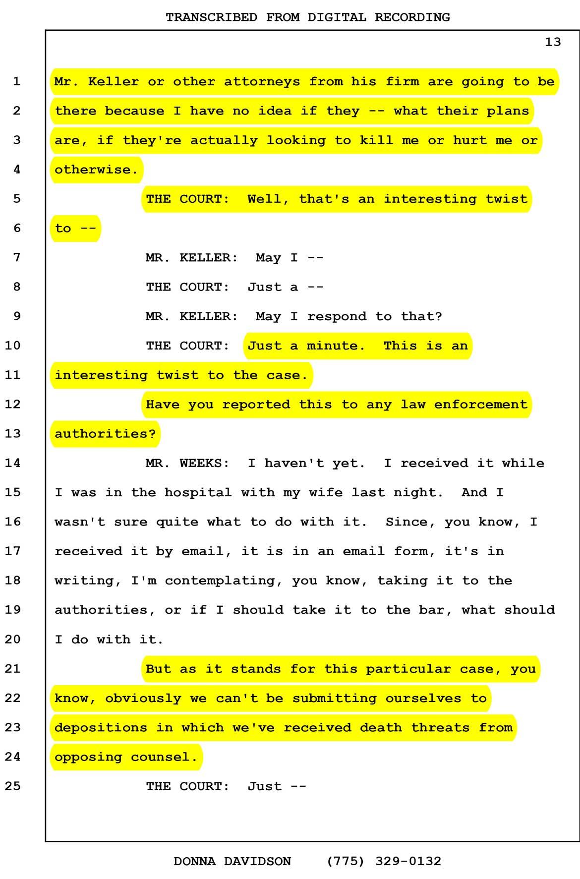 Brian Keller Attorney